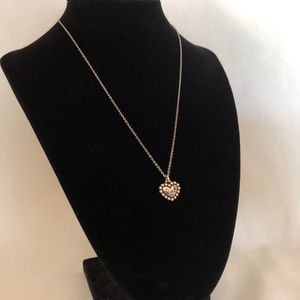 """NWT Brighton """"Be My Love"""" necklace"""